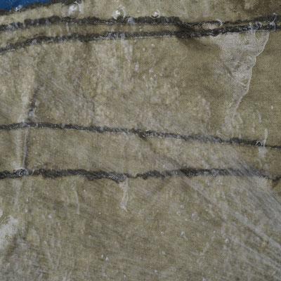 オリーブ帆布