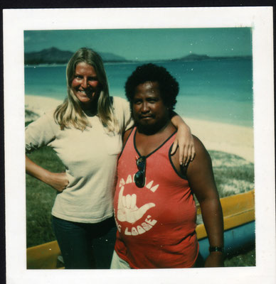 Ute and hawaiian local