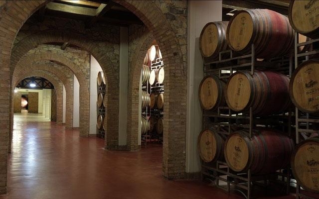 дегустация вина брунелло ди монтальчино в италии