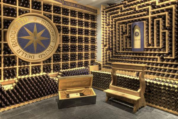 дегустация супер тосканских вин в италии