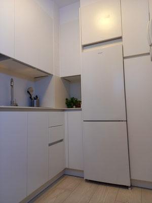 reforma de cocina Donostia