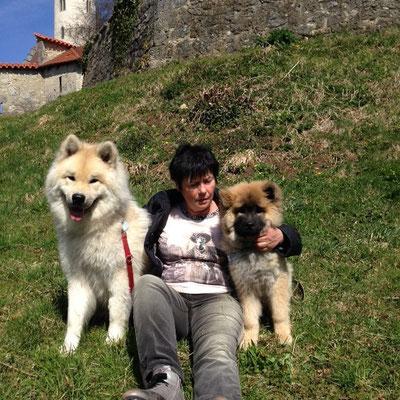 Vito, Frauli + Djuke