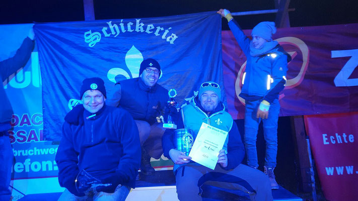 Mannschaftssieger: Schickeria Darmstadt 98:  Swen Ittman , Ralf Speyer , Marco Engelmann