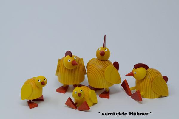 """""""verrückte Hühner"""""""