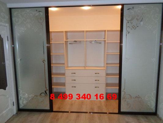 раздвижные двери для гардеробной в бутово