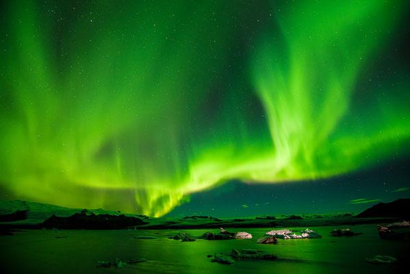Aurora boreale1 - 45x30-60x40-80x50-100x70 e a richiesta con taglio panoramico 120x40-120x50