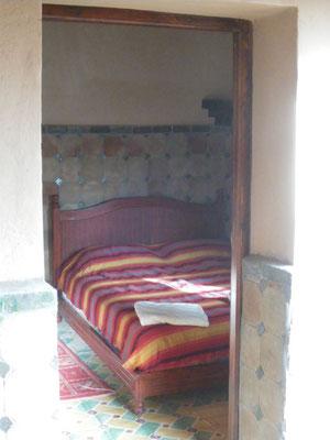 Hotel Ouarzazate chambre auberge Terrasse des Délices