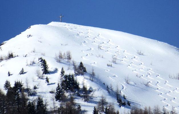 Stanitzkopf im Winter