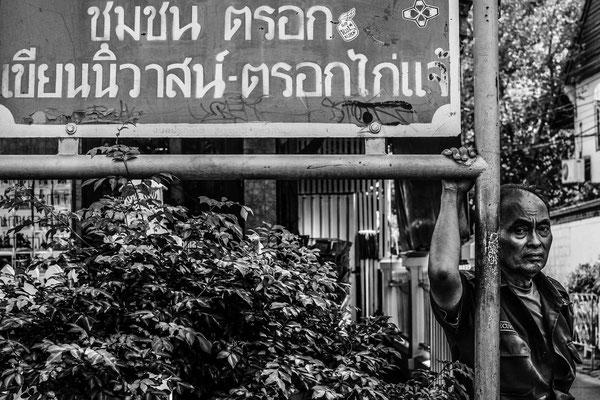Security in Bangkok