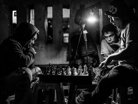 Chess player Jakarta