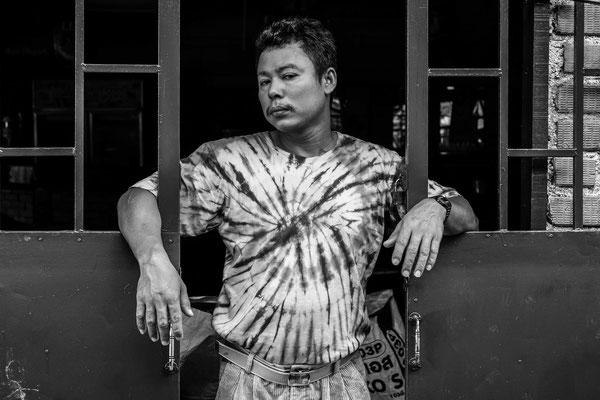 Stranger in Phi Phi Island