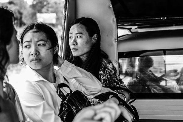 Stranger in the Coach to Koh Lanta