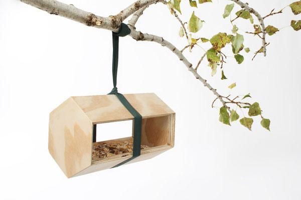 UTOOPIC Neighbirds birdfeeder