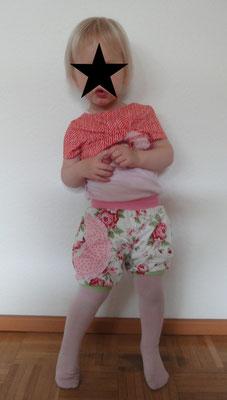 "Freebook Sommerhose ""Marina"""