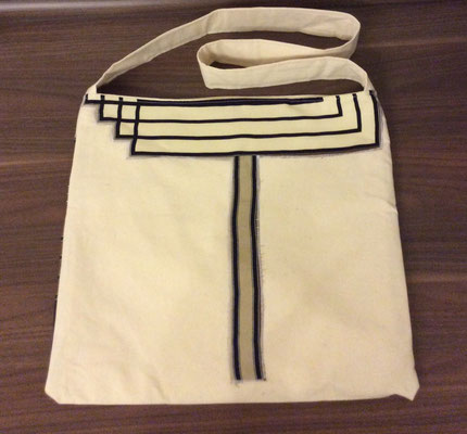 KSW Tasche: Rückseite