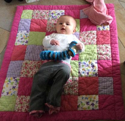 Baby RAS aus Jeans
