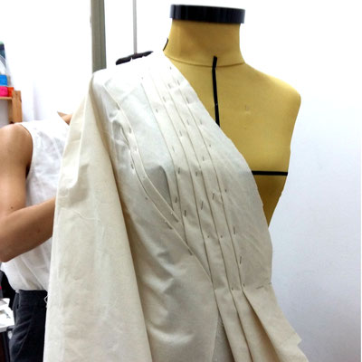 Taller de Moulage-draping
