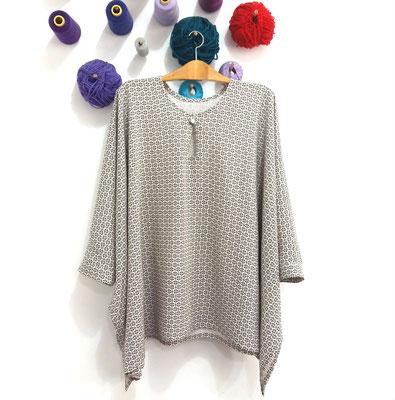 blusa japonesa