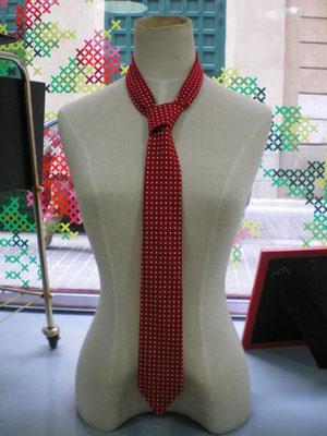 corbata unisex