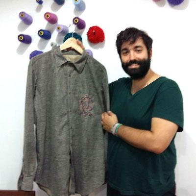 camisa por Berni
