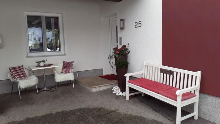 Wohnbeispiel - Eingangsbereich