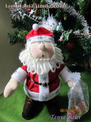 Санта, кукла