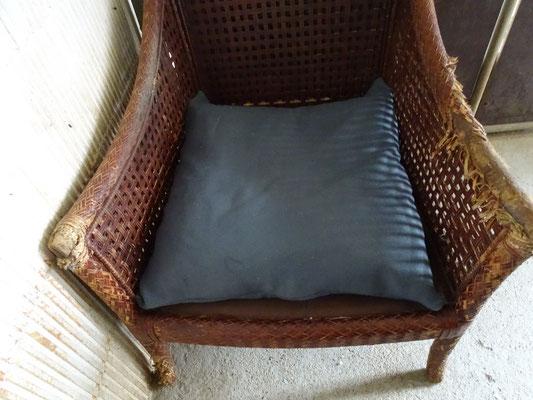 Voorbeeld kussen 60x60 cm