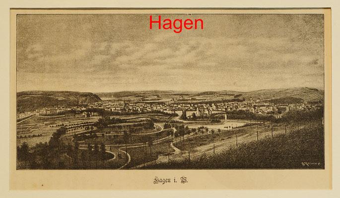 DH 203 - Halberstadt- Hst.1880- Das Rathaus zu H. 11,5x11(12,5x13,5) = 12 EUR