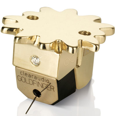 "Clearaudio ""Goldfinger Statement"""