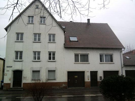 Bestand, Mehrfamilienhaus in Winnenden