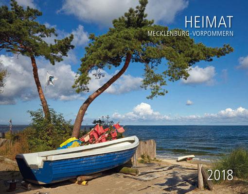 Kalender Heimat MV 2018 , Verlag Matthias Oehmke