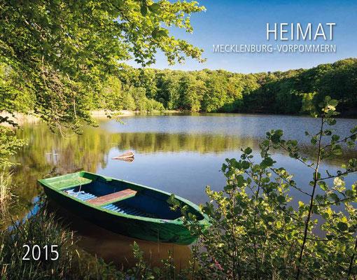 Kalender Heimat MV 2015 , Verlag Matthias Oehmke