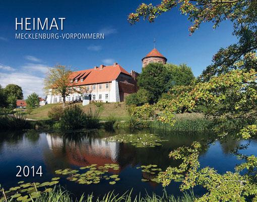Kalender Heimat MV 2014 , Verlag Matthias Oehmke