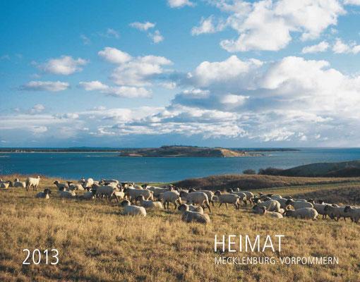 Kalender Heimat MV 2013 , Verlag Matthias Oehmke
