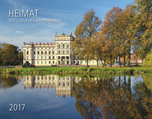 Kalender Heimat MV 2017 , Verlag Matthias Oehmke
