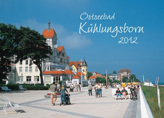 Kalender Kühlungsborn 2012, Verlag Matthias Oehmke