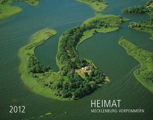 Kalender Heimat MV 2012 , Verlag Matthias Oehmke