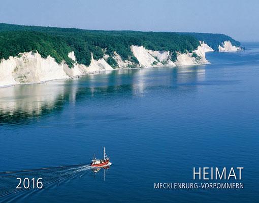 Kalender Heimat MV 2016 , Verlag Matthias Oehmke