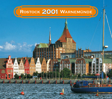Kalender Rostock & Warnemünde 2001, Verlag Matthias Oehmke