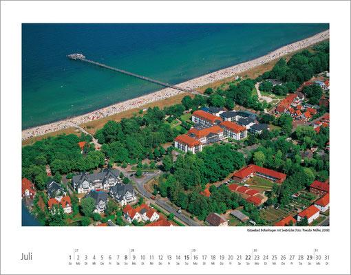 Kalenderblatt Heimat MV 2012 , Verlag Matthias Oehmke