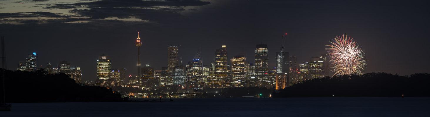 Perth Skyline Panorama 19 10