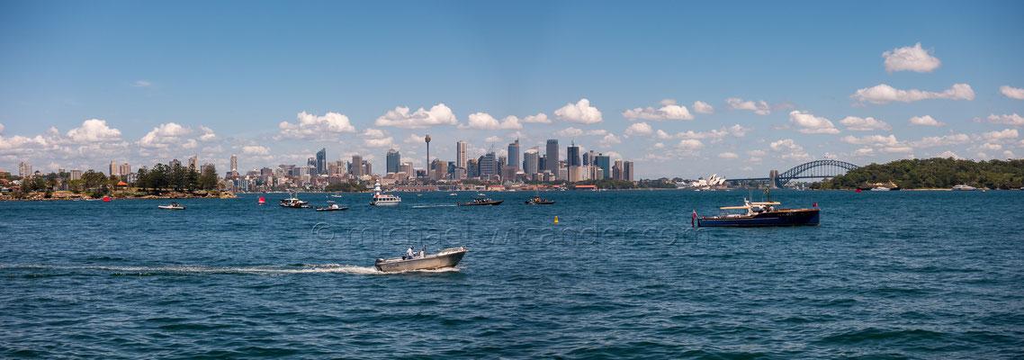 Sydney Skyline Panorama 19 10
