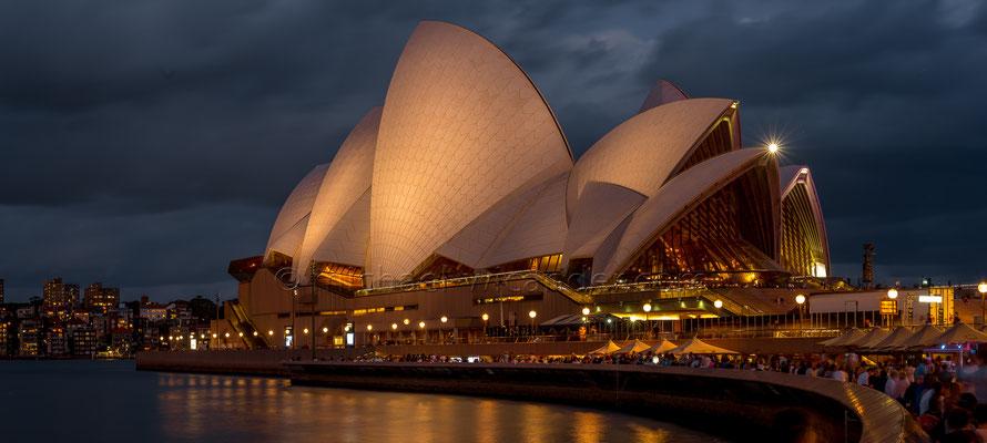 Sydney Skyline Panorama 19 15