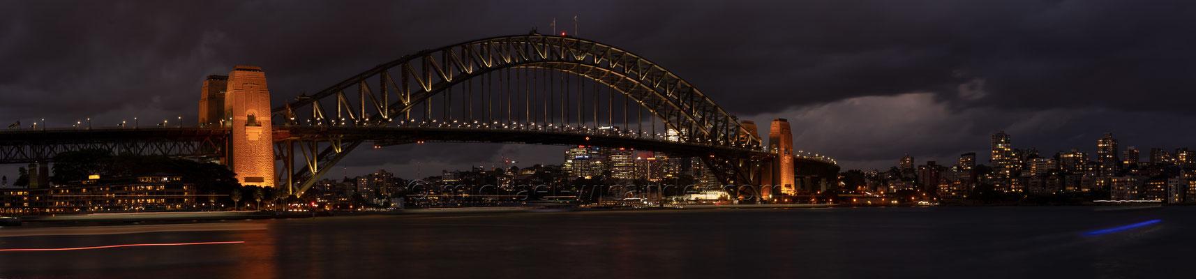 Sydney Skyline Panorama 19 16