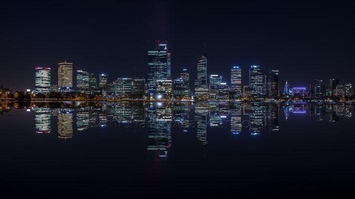 Perth Skyline Panorama 19 06
