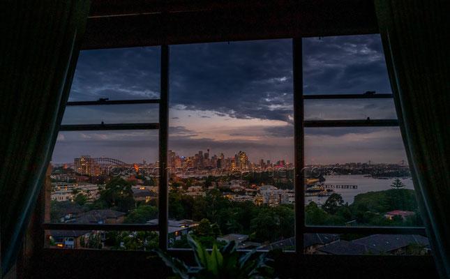 Sydney Skyline Panorama 19 17