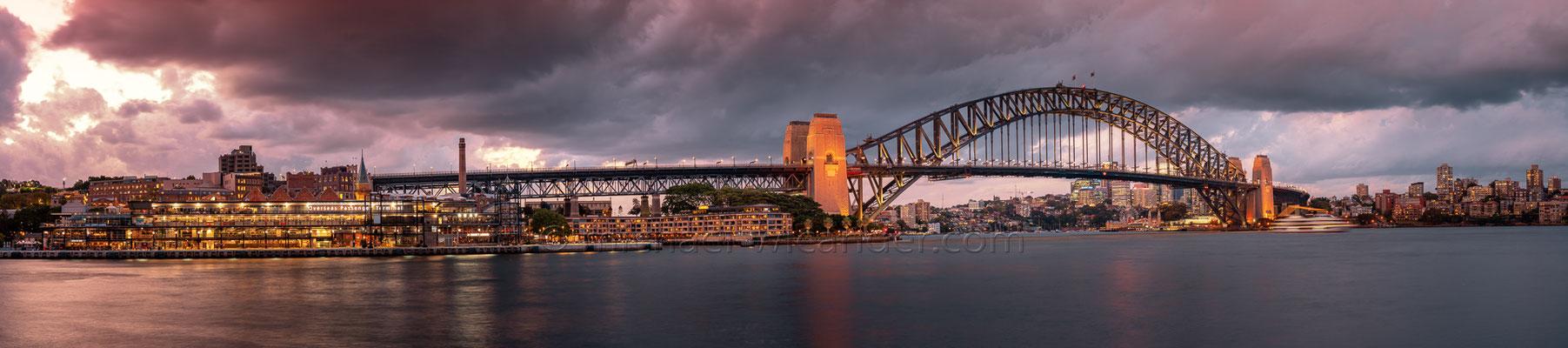 Sydney Skyline Panorama 19 14