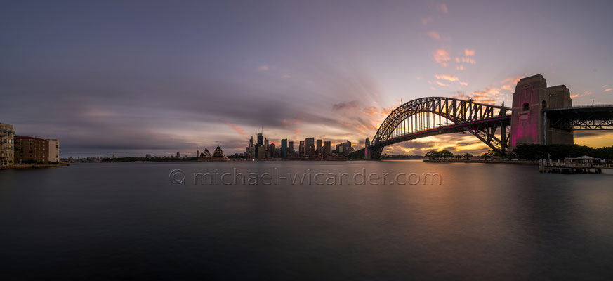 Sydney Skyline Panorama 19 01