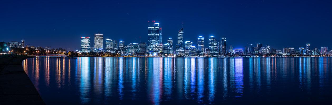 Perth Skyline Panorama 19 05