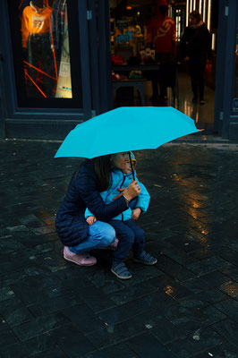 'under my umbrella'